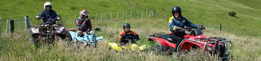 Were the operators of the leisure park to blame for the child's quad bike accident? Which case won?